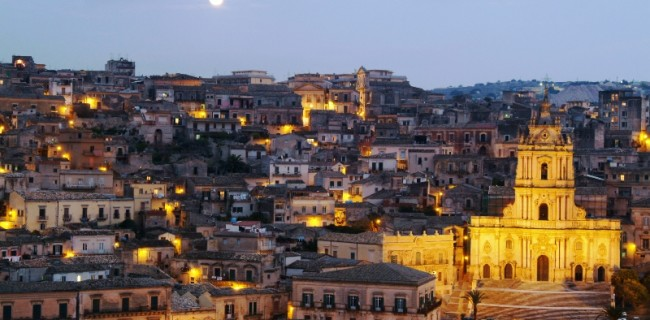Modica Sicilia Unesco Cioccolata
